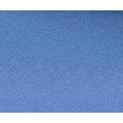 Prześcieradło dziecięce jersey z gumką 70x140 niebieskie 038