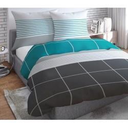 Pościel satynowa 2297 E Fashion DETEXPOL rozmiar 160x200 cm