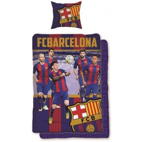 Pościel FC Barcelona 059 FARO rozmiar 160x200 cm