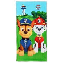 Ręcznik Psi Patrol Paw 874 SETINO rozmiar 70x140 cm