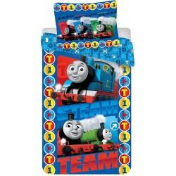 Pościel dziecięca Tomek i Przyjaciele 310 JERRY FABRICS rozmiar 140x200 cm