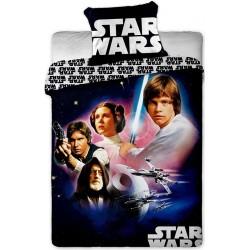 Pościel dziecięca Gwiezdne Wojny 626 JERRY FABRICS rozmiar 140x200 cm