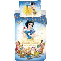 Pościel dziecięca Królewna Śnieżka 511 JERRY FABRICS rozmiar 140x200 cm