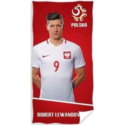 Ręcznik Lewandowski Robert 315 CARBOTEX rozmiar 70x140 cm