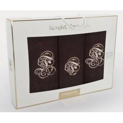 dde5be82 Komplety ręczników na prezent: sklep internetowy, cena - sennyszept.pl