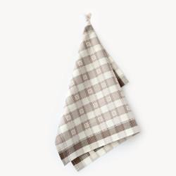 Ścierka do naczyń Czapla 6985/12 Margaretka beżowa ZWOLTEX rozmiar 50x70 cm