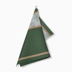 Ścierka do naczyń Czapla 8253/1 szron zielony ZWOLTEX rozmiar 50x70 cm