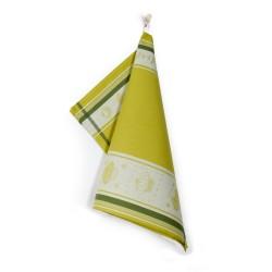 Ścierka do naczyń Czapla Muffinki zielone ZWOLTEX rozmiar 50x70 cm